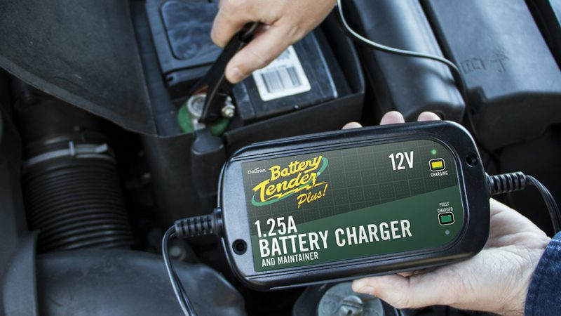Difference Between A Battery Charger And Maintainer